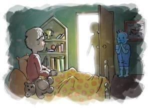 Welten-Hüpfer hinter der Tür