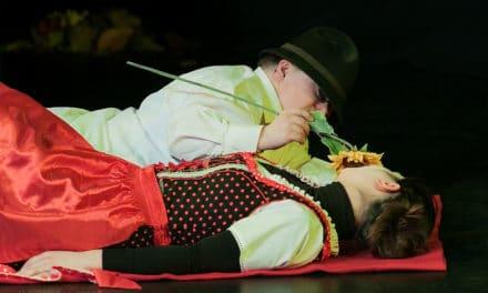 """Inklusiver Tanz, Bewegungstheater und zeitgenössische Performancekunst: TanzRäume Unterwegs e.V. und sein Ensemble <span class=""""caps"""">WINDSPIEL</span>"""