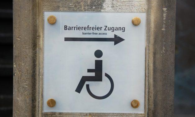 Von Barrierefreiheit profitieren wir alle
