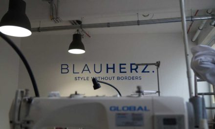 "<span class=""dquo"">""</span>Blauherz. Style without borders"" – Start up entwickelt tolle Rollstuhlfahrerhose"