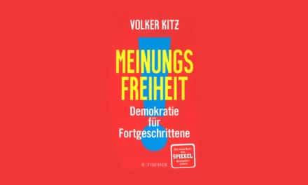 Meinungsfreiheit – Demokratie für Fortgeschrittene